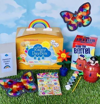 The Spring Big Activity Box